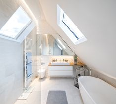 """Private Residence, Oxfordshire - dpa lighting consultants - """"Right Light, Right Place, Right Time"""" ™ Lakeside View, Uk Landscapes, Joinery Details, Bathroom Goals, Wall Lantern, Dream Bathrooms, Lighting Solutions, Light Decorations, Houses"""