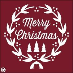 Image result for christmas wreath stencil