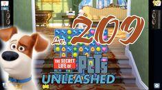 Pets Unleashed - Level 209 (1080p/60fps)