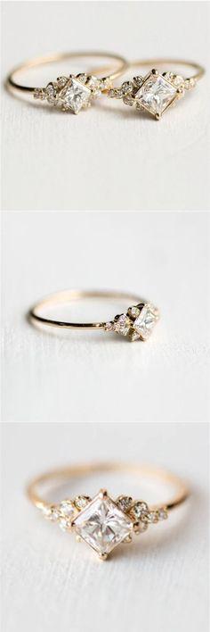 Gold Rhinestone Ring Gold Jewelry, Jewelry Rings, Jewelery, Women Jewelry, Hippie Jewelry, Tribal Jewelry, Gold Plated Rings, Gold Rings, Ringe Gold