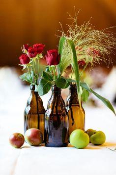 Bryllupsdetaljer! Bergen, Eid, Glass Vase, Home Decor, Homemade Home Decor, Decoration Home, Interior Decorating