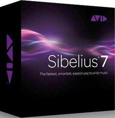Avid Sibelius 7.5 K ED for MAC OSX msj magesy.pro