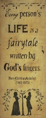 #fairytalelives #hanschristiananderson