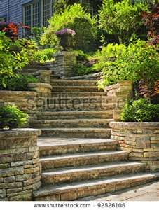 Image Search Results For Exterior Stone Stairs. Stone Entry Steps French  Country   Entry Steps   French Country U0026 Traditional   Pinterest   Stone  Stairs, ...