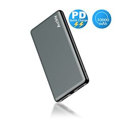 PD Portable External Charger Giant,Auckly10000mAh USB Type C Mobile Power Bank,4-Port External Battery with High-Speed Charging,Phone Charger Power Pack for iPhone,Samsung and Other Smart Devices  https://topcellulardeals.com/product/pd-portable-external-charger-giantauckly10000mah-usb-type-c-mobile-power-bank4-port-external-battery-with-high-speed-chargingphone-charger-power-pack-for-iphonesamsung-and-other-smart-devices/  Power Delivery Charging: Our product are equipped wi