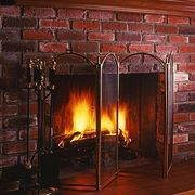 You love your fireplace.  But this time of year, your brick fireplace probably needs a cleaning.  The brick needs soot removal, the fireplace accessories need some cleaning, and you want to tend to those smoke stains.Cleaning fireplace brick is often not as daunting as it looks.  If your wood fireplace has smoke and soot stains, the brick can often...