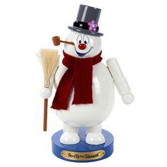 Kurt Adler Frosty Snowman Christmas Figurine Nutcracker Rudolph Movie Decor Gift