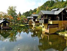 星のや 軽井沢, Hoshinoya Karuizawa, Japan by Ken Lee 2010, via Flickr hotel