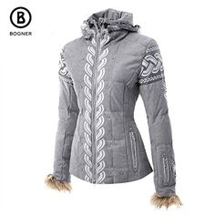 Bogner Gala-D Down Ski Jacket Womens, awesome.....where can i get the knockoff?