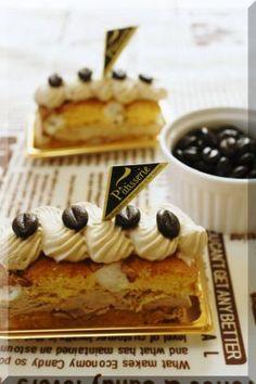 「* カルディナールシュニッテン♪」cherry♪ | お菓子・パンのレシピや作り方【corecle*コレクル】