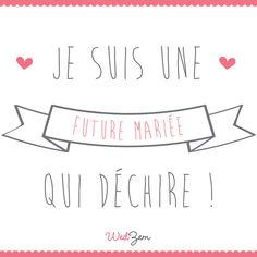 Les futures mariées qui déchirent levez la main ✋ #mariage
