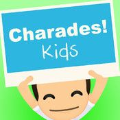 Charades! Guess Words with Kids Free Tilt Your Heads Down or Up - Free - [haven't downloaded it yet - Deb]