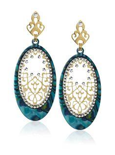 LK Designs Turquoise Mixed Ellipse Earrings, http://www.myhabit.com/redirect/ref=qd_sw_dp_pi_li?url=http%3A%2F%2Fwww.myhabit.com%2Fdp%2FB00IR9FJUW