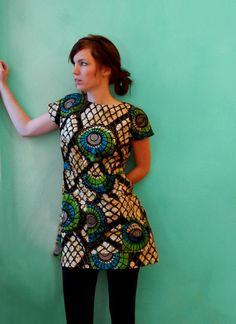 Tunic. super pretty. loving the pattern