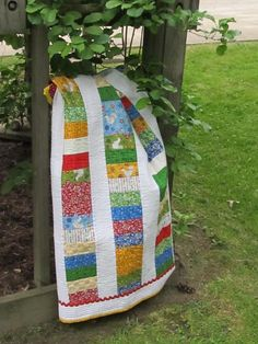 """Quilt-As-You-Go Coins Quilt 40.5"""" x 46""""  (pattern free from Connecting Threads) http://www.connectingthreads.com/patterns/Quilt-As-You-Go_Coins_Quilt_Pattern__D991465.html"""