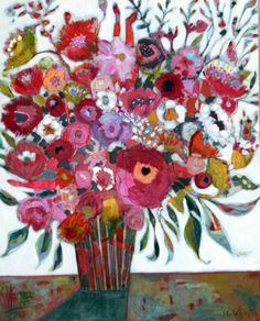Wild and Fresh Flowers Lynn Whipple