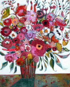 Wild and Fresh Flowers Lynn Whipple
