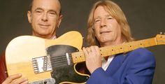 Rocken bis zum Umfallen - Status Quo  - In Rente zu gehen, können sich Rick… Status Quo, Rick Parfitt, Legends, Guitar, Boards, Pictures, Collection, Rock Posters, Music