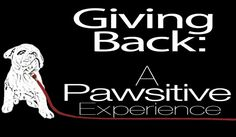 """Marine gets a """"pawsitive"""" experience by giving back to the community (Photo illustration by Sgt. Tyler L. Main)"""