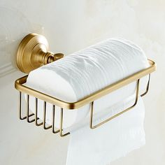 European Retro Style Bathroom Products Bathroom Accessories Copper... (347.045 IDR) ❤ liked on Polyvore featuring home, bed & bath, bath, bath accessories, retro bathroom accessories, copper bath accessories, copper toilet paper holder, copper bathroom accessories and retro bath accessories