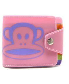 Amazon.com: Paul Frank Core Julius Jelly Snap Wallet - Pink / Purple: Clothing $17.00