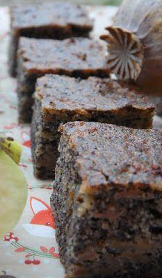 teller-cake: Almás-mákos kevert süti (Gerditől) Sweet Recipes, Cake Recipes, Dessert Recipes, Hungarian Recipes, Sweet Cakes, Diy Food, Breakfast Recipes, Sweet Tooth, Easy Meals