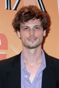Matthew Gray Gubler - Dr. Spencer Reid Criminal Minds