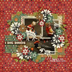 Tinci Designs First Minutes http://store.gingerscraps.net/Favorite-minutes-grab-bag.html Boomers Girl Designs I Dig Dinos http://store.gingerscraps.net/I-Dig-Dinos.html