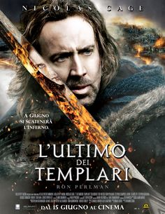 L'ultimo dei Templari #fantasy #seasonofwitch