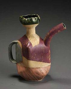 ceramic-wine-ewer-john-gill