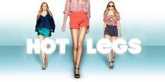 Diese Shorts versprechen jetzt HOT LEGS ;) #summer #fashion #hot