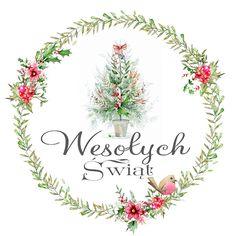 Magia z papieru: Free digi Christmas Topper, Diy Christmas Cards, Diy Cards, Cardmaking, Greeting Cards, Scrapbooking, Stamp, Wreaths, Handmade