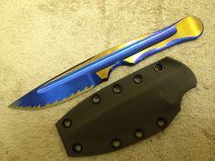 Gavko Titanium Knife