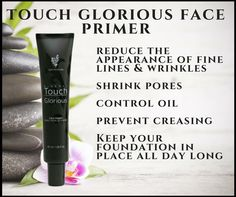 Touch Glorious Face Primer