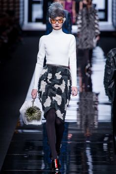 Fendi Fall 2013 RTW - Review - Fashion Week - Runway, Fashion Shows and Collections - Vogue - Vogue