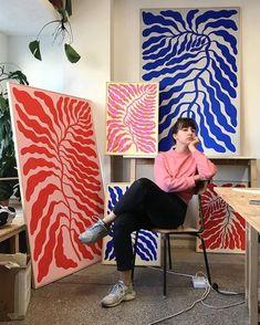 Painting Inspiration, Art Inspo, Plakat Design, Diy Art, Home Art, Painting & Drawing, Design Art, Art Projects, Art Drawings