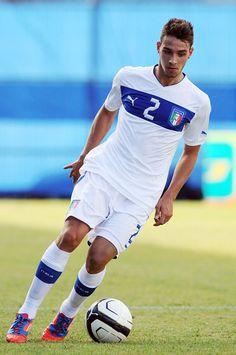 Italian Football ~ #Italian #Football #Soccer #Players #Sport ~ Mattia De Sciglio,