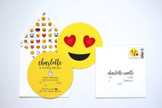 Emoji Birthday Party By Bloom Designs is the perfect party theme for any child. Lots of crafts and easy to follow ideas for your next party.