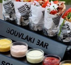"Souvlaki Bar: The most delicious ""bar"" in Athens - Think Athens - Plan your trip in athens The Dish, Athens, Lunch, Dishes, Bar, Food, Plate, Meal, Eat Lunch"