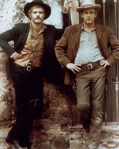 """""""I got vision, and the rest of the world wears bifocals."""" - Butch Cassidy"""