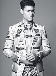 Men's Fashion Style Spring/Summer 2014 Editorial (6) | SAMUEL JING