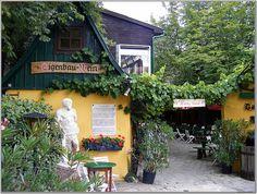 Enjoy a glass of wine at a Heurigen in Grinzing, Vienna Visit Austria, Austria Travel, Vienna Austria, Vacation Destinations, Dream Vacations, Vienna Waits For You, Travel Around The World, Around The Worlds, Wachau Valley