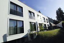 Balkon - BIPVs - Building Integrated Photovoltaics  - used in balconies