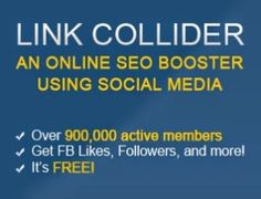 withe linkcollider More Tokens = More Activities to Get !