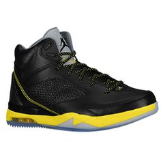 Jordan Future Flight Remix - Wolf Grey/Vibrant Yellow/Black/White