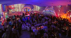 #tbt to this super fun comedy themed mitzvah /// The themed mapping was so much fun for this event and filled with #comedy, #cartoons, #comedyclubs, #comedians, best comedy movies, #comics and fun graphics ✨ - Planned by @sarareneeevents Decor by @always sflowersevents Mapping by @unitedprojection /// #thetemplehouse #eventdesign #decor #miamivenue #eventinspiration #design #lighting #mitzvah #barmitzvah #mitzvahdecor #mitzvahdecorations #videomapping #projectionmapping