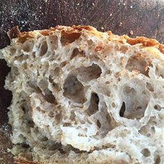 Why sourdough bread is easier to digest #wildyeast #sourdoughbread #fermented…