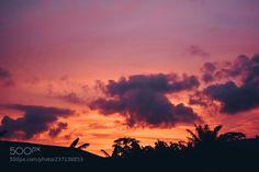 November Skies by Manuelbysea