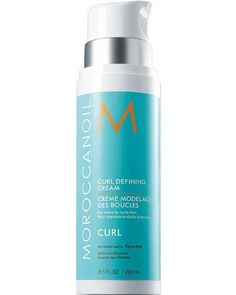 Easily activate and define curls while hydrating hair. Moroccanoil® Curl Defining Cream is one of our most popular products for curly hair. This argan oil-infus
