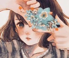 Uploaded by Find images and videos about beautiful, pink and art on We Heart It - the app to get lost in what you love. Anime Art Girl, Manga Art, Anime Manga, Aesthetic Art, Aesthetic Anime, Girl Cartoon, Cartoon Art, Guache, Beautiful Anime Girl